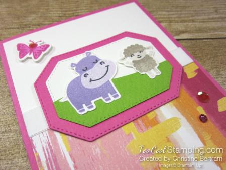 Hippo happiness - hippo lamb bertram 2