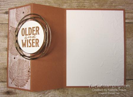 Loyal Leaves Older & Wiser - travis 2