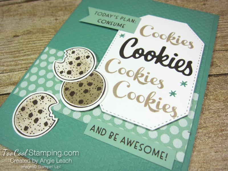 Nothings Better Than Cookies - jade 2