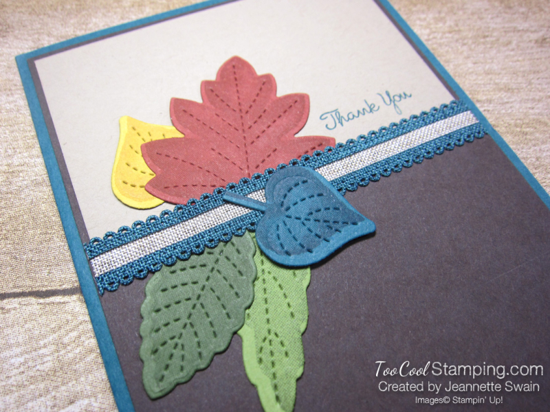 Love of leaves friendship - swain 2