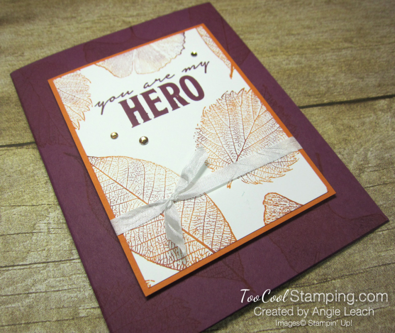 Loyal Leaves You Are My Hero - razzleberry 2