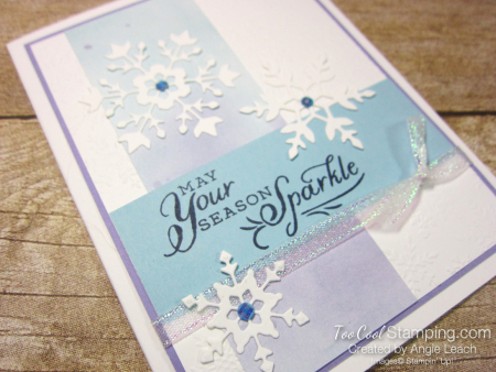 Snowflake Wishes Snowflake Trio - white 2