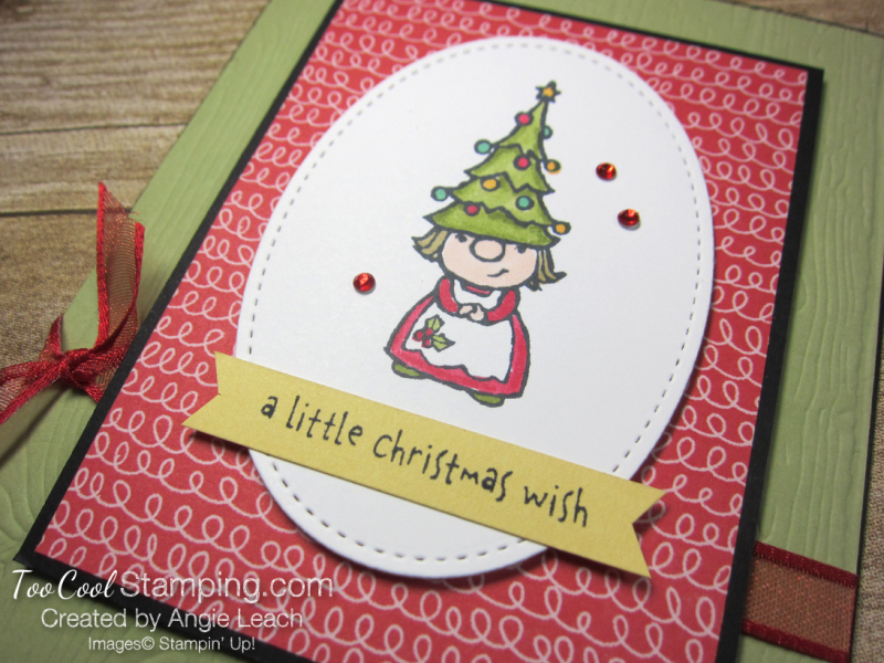 Gnome For The Holidays DSP - tree 2