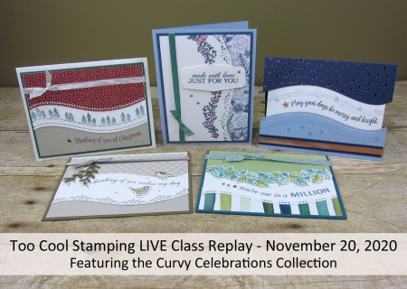 Curvy Celebrations LIVE Class Banner