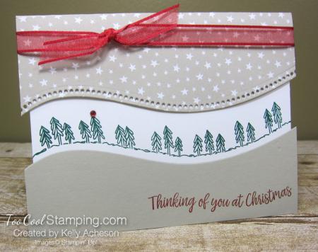 Curvy Christmas Starry sahara - acheson