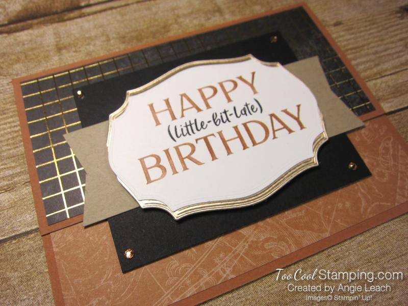 Happiest of Birthdays little late - cider 2