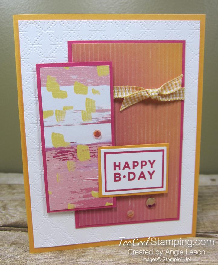 Happiest of Birthdays happy b-day - mango