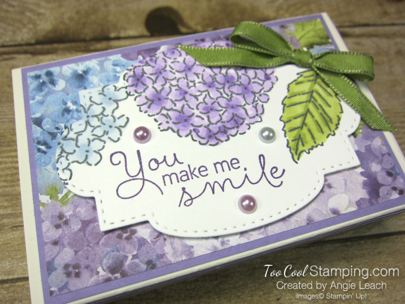 Love you Always boxes - hydrangea 2