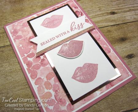 Hearts & kisses - carlson 2