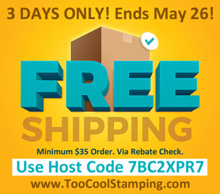 FREE Shipping offer may 2021