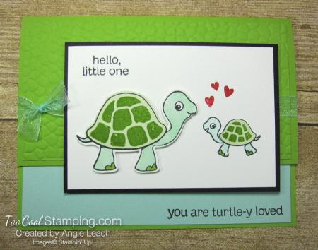 Turtle friends hello little one 1