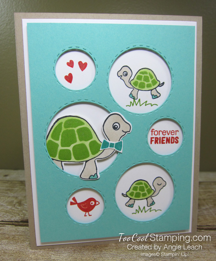 Turtle friends forever friends 1