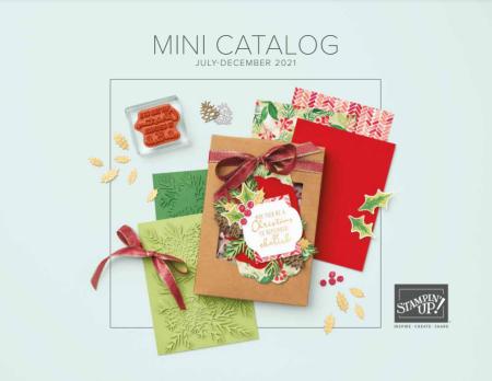 JD 2021 Mini Catalog cover