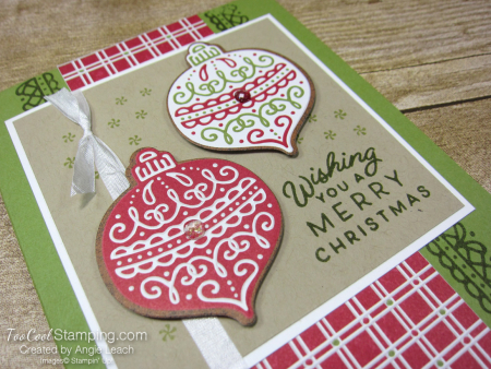 Frosted gingerbread two dsp - olive 3
