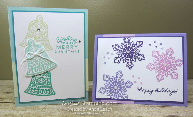 Gingerbread ombre trio - two cool