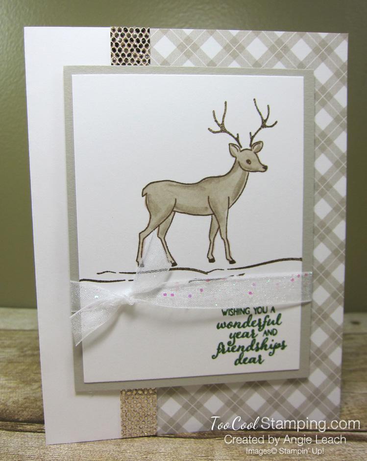 Peaceful Deer friendships dear