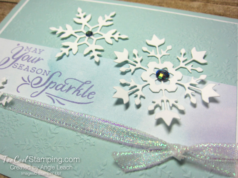 Snowflake Wishes Snowflake Trio - pool 3