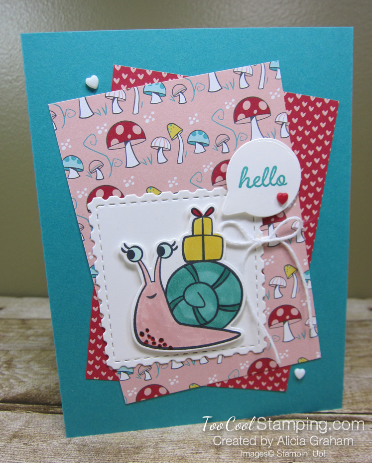 Snail mail hello 1 - graham