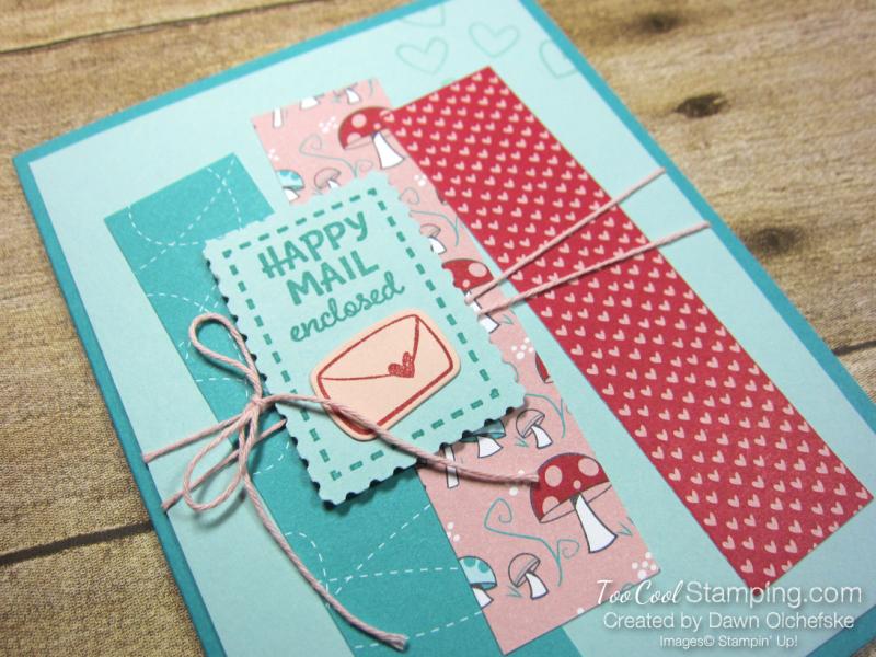 Snail mail happy mail strips 2 - olchefske