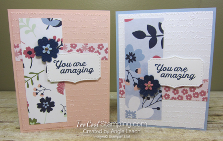 Paper blooms you're amazing - two cool
