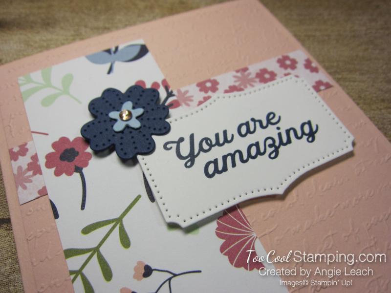 Paper blooms you're amazing - petal 2