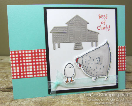 Her chick barn - coastal best of cluck 1
