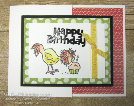 Birthday chick overlap - duckworth 1