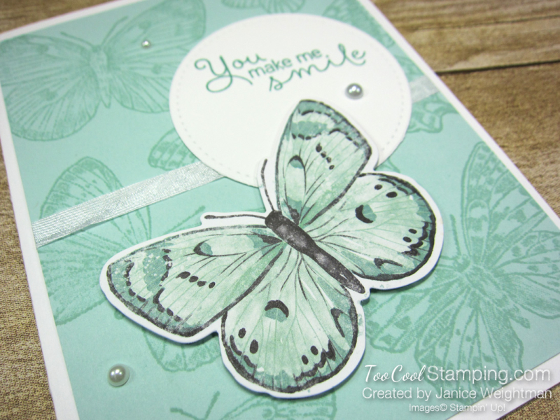 Butterfly Brilliance You Make Me Smile - Weightman 2