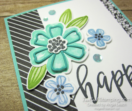 Pretty Perennials simple collage birthday - coastal cabana 3