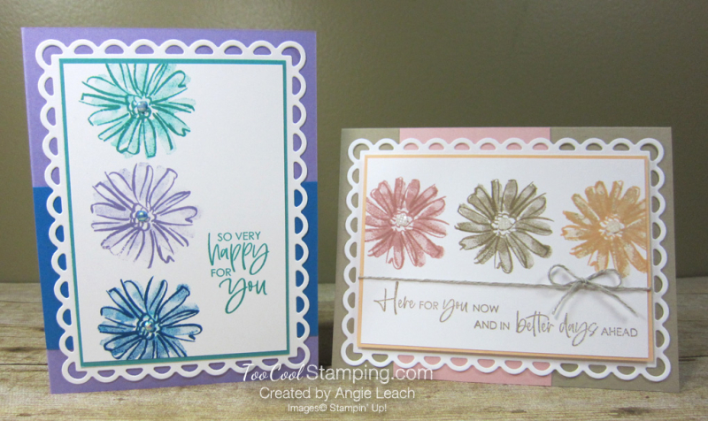 Color contour happy for you trio - two cool