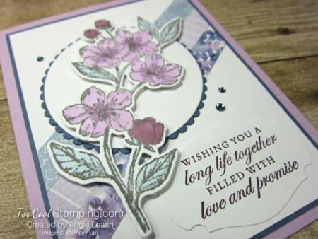 Forever blossoms stripes 2
