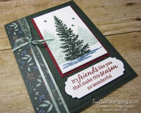 Evergreen elegance friends like you - evergreen 2
