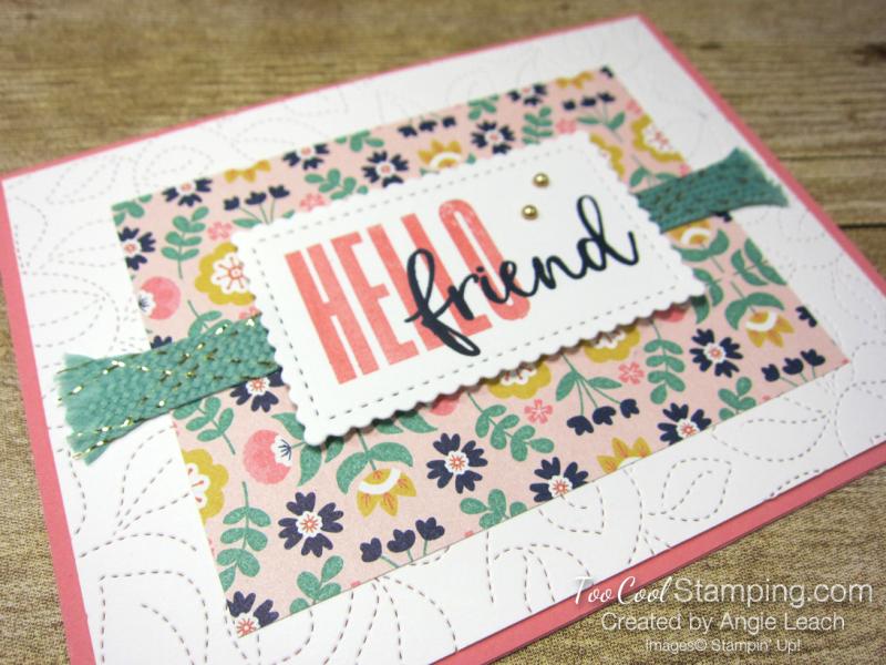 Biggest Wish Hello Friend Symmetry - flirty 2