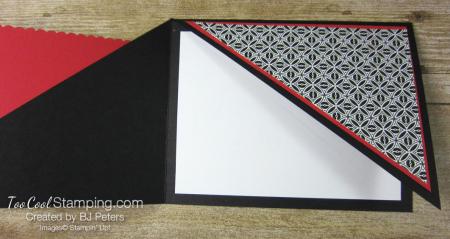 Symmetry triangular fold - peters 2