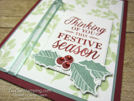 Merriest Moments stamp background - cherry festive2