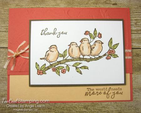 Free as a bird thank you 1