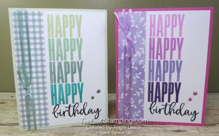 Biggest Wish Hinge Step Birthday - two cool