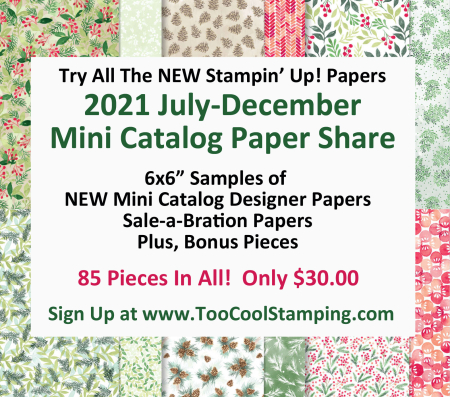JD Mini Catalog Paper Share 2021 Banner