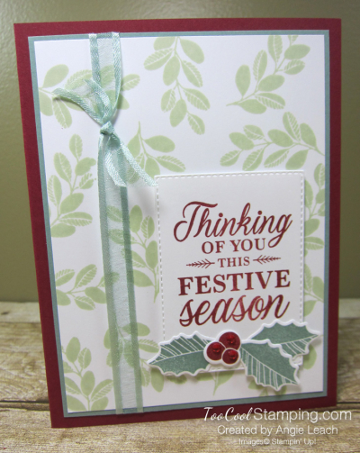 Merriest Moments stamp background - cherry festive1