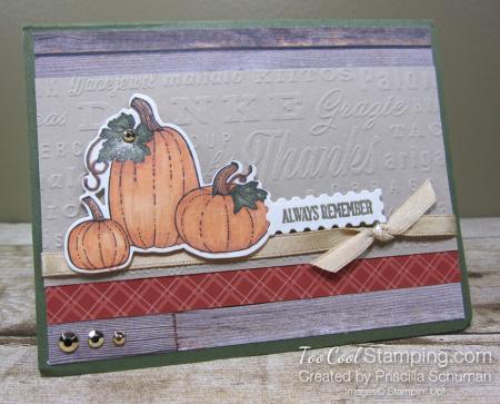 Pretty pumpkin remember - 1