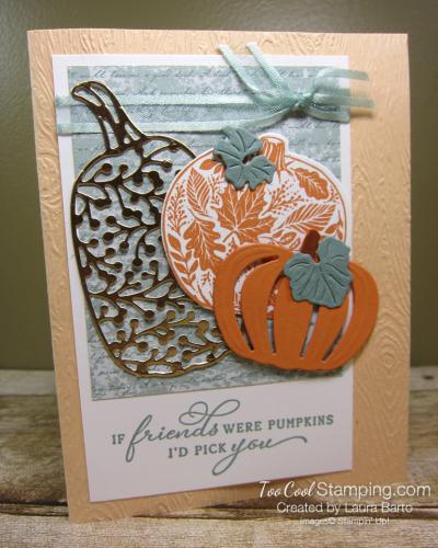 Pretty pumpkin pick up - 1